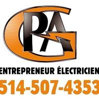 Annuaire Groupe P.A. Électrique
