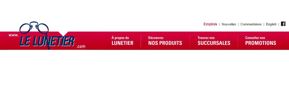 Le Lunetier en Ligne