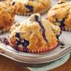 Circulaire Muffins aux Bleuets et à L'orange