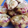 Circulaire Muffins aux Canneberges