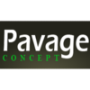 Circulaire Pavage Concept
