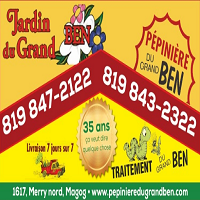 Annuaire Pépinière du Grand Ben