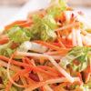 Circulaire Salade de Chou et Daïkon à la Japonaise