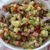 Circulaire Salade de Pommes de Terre au Saucisson à L'ail