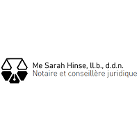 Annuaire Sarah Hinse Notaire