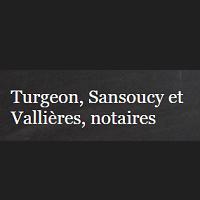 Annuaire Turgeon, Sansoucy et Vallières, Notaires