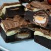 Circulaire Un brownie avec des oeufs fondants Cadbury!