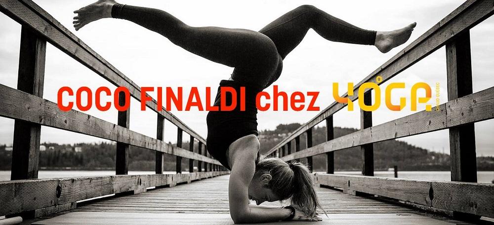 Yoga Fitness en Ligne